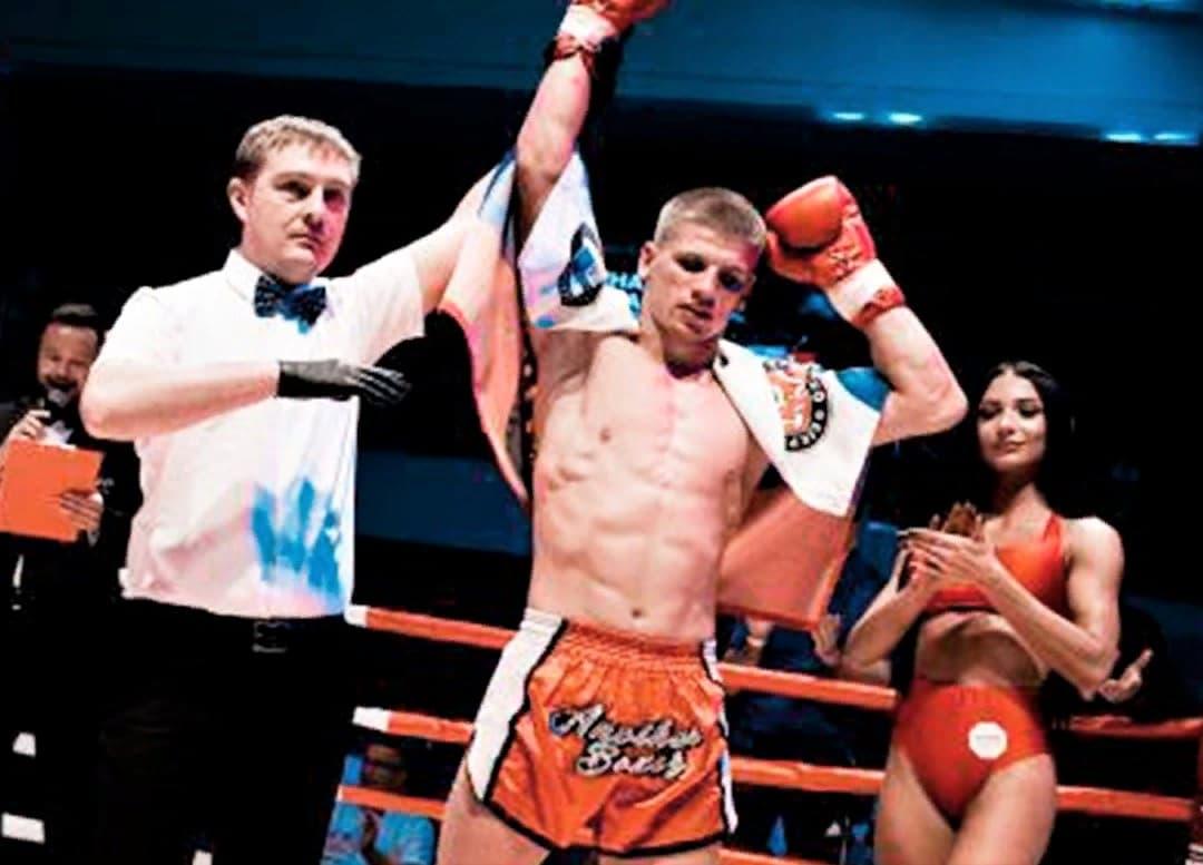 Боксер из Находки одержал победу на Дальневосточных соревнованиях