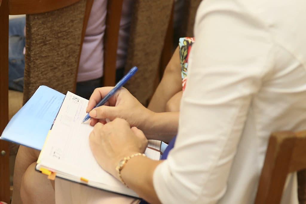 Молодёжь Находки учится проектному мышлению